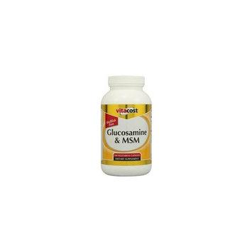 Vitacost Brand Vitacost Vegetarian Glucosamine & MSM -- 240 Vegetarian Capsules