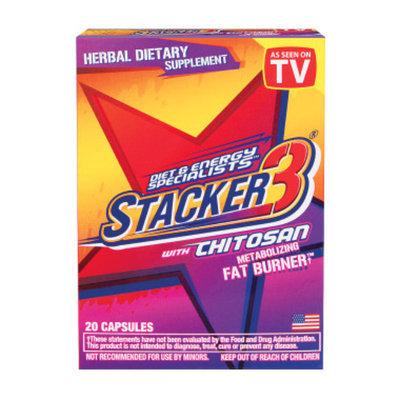 Stacker 3 Metabolizing Fat Burner w/ Chitosan
