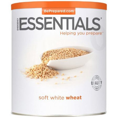 Emergency Essentials Food Soft White Wheat Large Can 73 oz