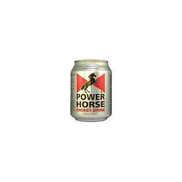 26 Pack - Power Horse Energy Drink - 8.5oz.