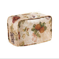 Miles Kimball Antique Fruit Appliance Cover 2 Slice Toaster