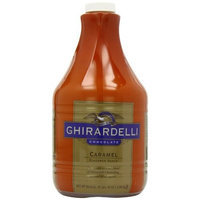 Ghirardelli Chocolate Flavored Sauce, Creamy Caramel, 90.4-Ounce