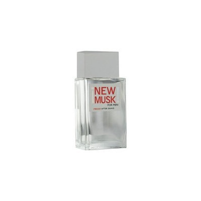 New Musk Musk For Men By Prince Matchabelli For Men. Aftershave 3.4 Oz.