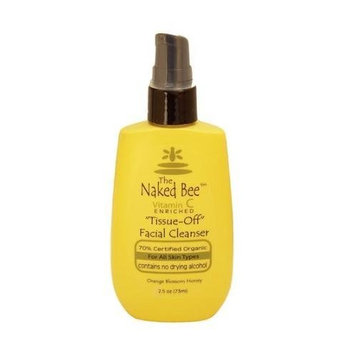 The Naked Bee Naked Bee NATURAL Facial CLEANSER Makeup REMOVER