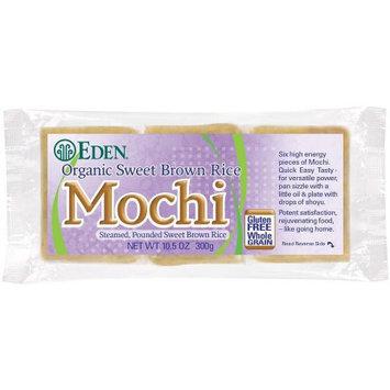 Eden Organic Eden Sweet Brown Rice Mochi, Organic, 10.5 Ounce (Pack of 5)