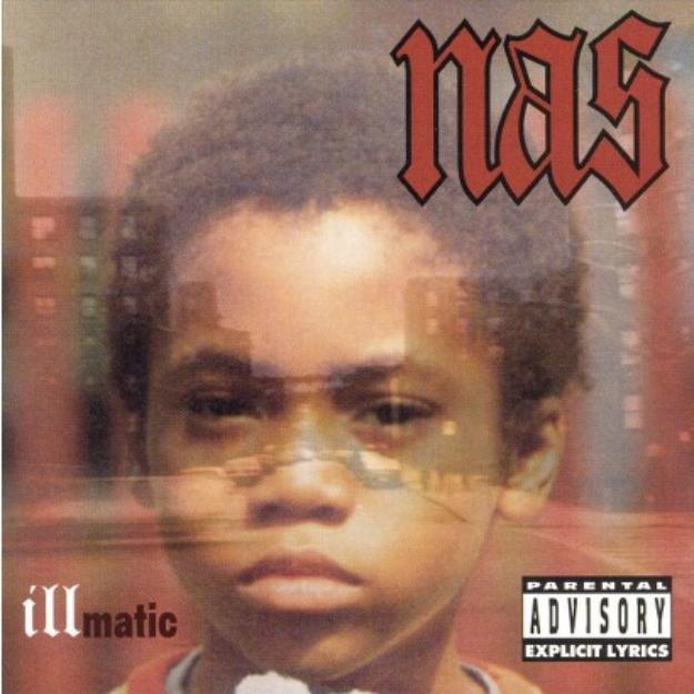 Columbia Nas - Illmatic - Audio CD