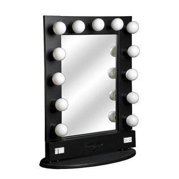 Vanity Girl Hollywood Broadway Lighted Make Up Mirror