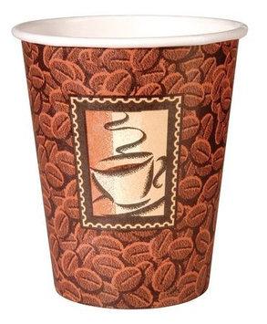 DIXIE 2340DJ Disposable Hot Cup,10 oz, Brown, PK1000
