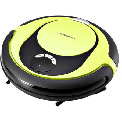 Moneual Rydis Hybrid Robot Bagless Vacuum and Dry Mop Cleaner, MR6550
