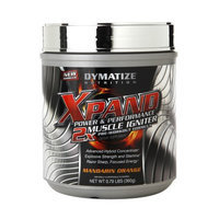 Dymatize Nutrition Xpand Power & Performance Muscle Igniter 2x Pre-Workout Formula, Mandarin Orange, .79 lbs