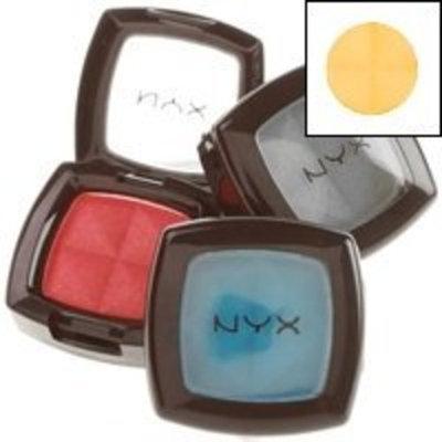 NYX Single Eye Shadow 43 Yellow