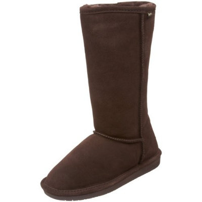BEARPAW Women's Emma Tall 612-W Boot [Chocolate, 7 B(M) US]