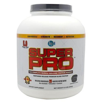 BPI Sports Superpro Multivitamins with Minerals, Cookies and Cream, 5 Pound