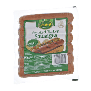 Jennie-O Smoked Turkey Original Sausages