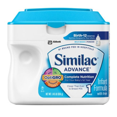 Similac Advance Complete Nutrition
