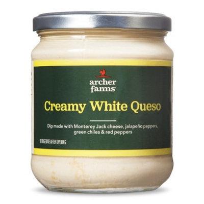 Archer Farms Creamy White Con Queso Dip 15 oz