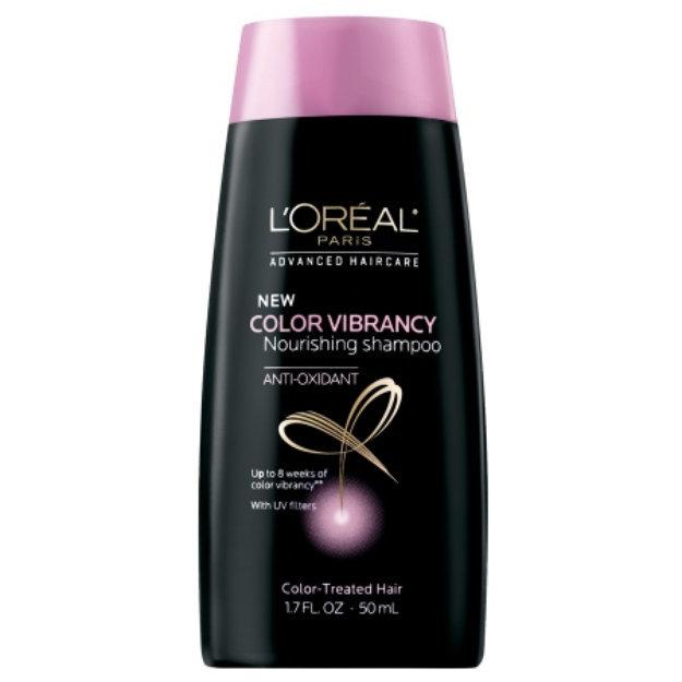 L\'Oréal Paris Advanced Haircare Color Vibrancy Nourishing Shampoo ...
