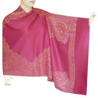 Royal Kraft Wool Scarves Stole Perfect Choice For Women - stle0111rr