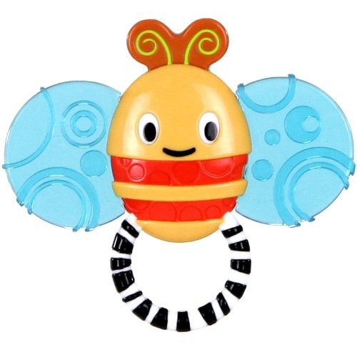 Bright Starts Start Your Senses Soothe-A-Bee Teether (Discontinued by Manufacturer)