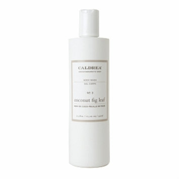 Caldrea Body Wash, Coconut Fig Leaf, 11.5 fl oz