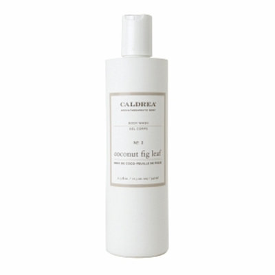 Caldrea Body Wash, Coconut Fig Leaf, 11.5 fl oz