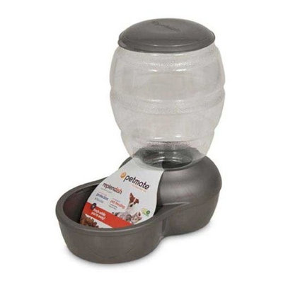 Petmate Replenish Pet Gravity Feeder with Microban