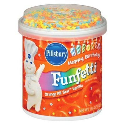Smucker's Pillsbury Bold Orange Frosting 15.6 oz