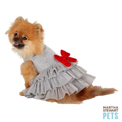 Martha Stewart PetsA Layered Holiday Dress