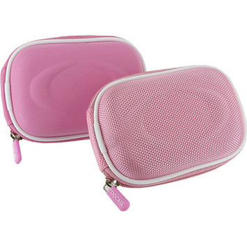 rooCASE Hard Shell Memory Foam Camera Case - Set of 2