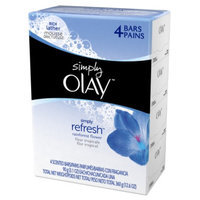 Olay Simply Refresh Beauty Bars Rainforest Flower