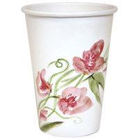Nicole Home Collection 77030 12 Oz Cup Paper Floral - 288 Per Case