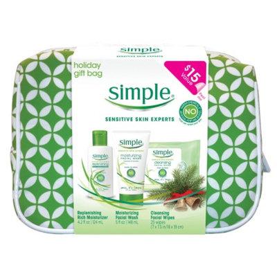 Simple Holiday Gift Bag, 1 set