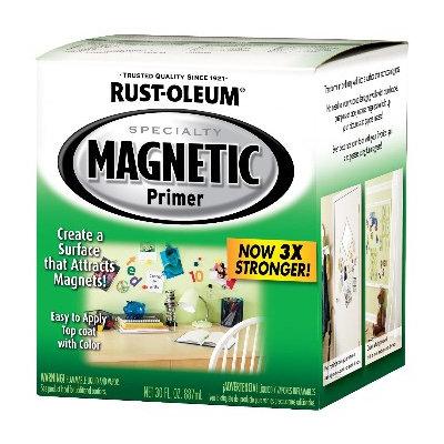 Rust-Oleum 247596 1 Quart Magnetic Latex Primer