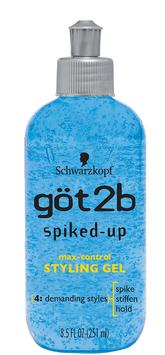 göt2b® Spiked-up® Styling Gel