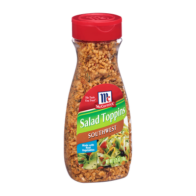 McCormick® Salad Toppins™ Southwest