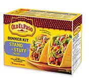 Old El Paso® Stand 'n Stuff Taco Dinner Kit
