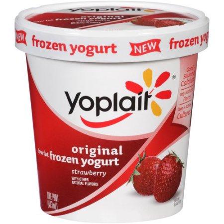 Yoplait® Original Strawberry Low Fat Frozen Yogurt