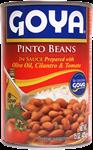 Goya® Pinto Beans In Sauce