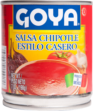 Goya Chipotle Sauce Home Style