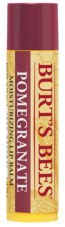 Burt's Bees Pomegranate Lip Balm