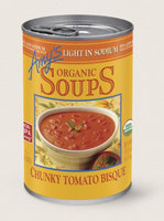 Amy's Kitchen Organic Chunky Tomato Bisque, Light In Sodium