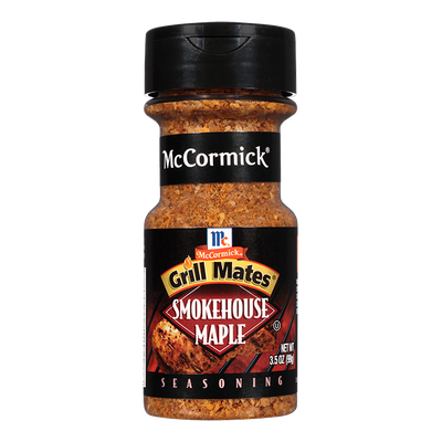 McCormick® Grill Mates® Smokehouse Maple Seasoning