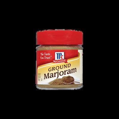 McCormick® Marjoram, Ground