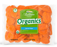 Bolthouse Farms Organics Carrot Chips