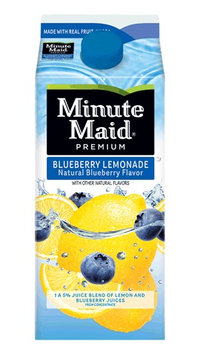 Minute Maid® Blueberry Lemonade