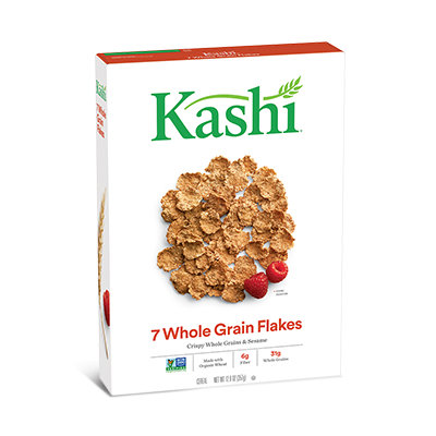 Kashi® 7 Whole Grain Flakes Cereal