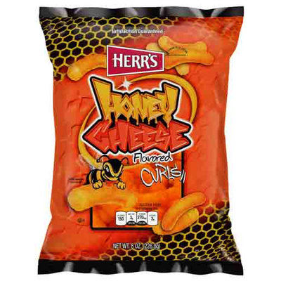 Herr's® Honey Cheese Curls