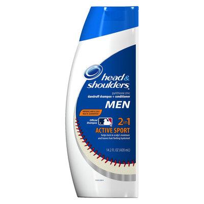 Head & Shoulders Active Sport Men 2-in-1 Dandruff Shampoo + Conditioner