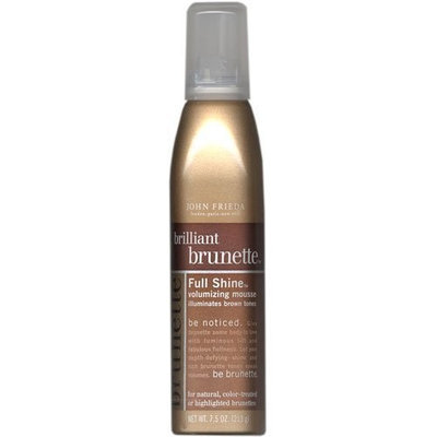 John Frieda® John Frieda Brilliant Brunette Full Shine Volumizing Mousse