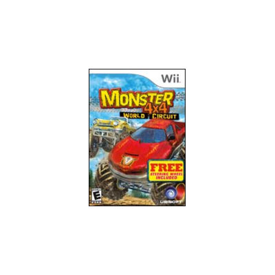 UbiSoft Monster 4x4: World Circuit - Game Only